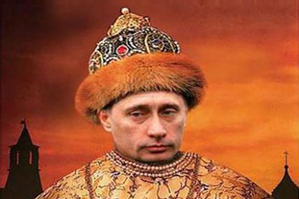 Общение царя с народом. Средневековая империя в 21 веке