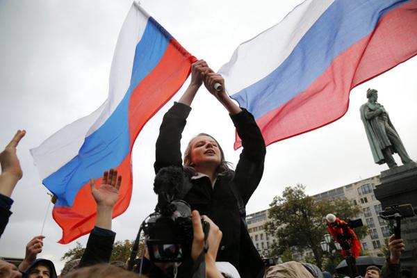Московская оппозиция: имперская или республиканская?