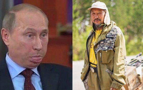 Неужели Кремль боится шаманов?