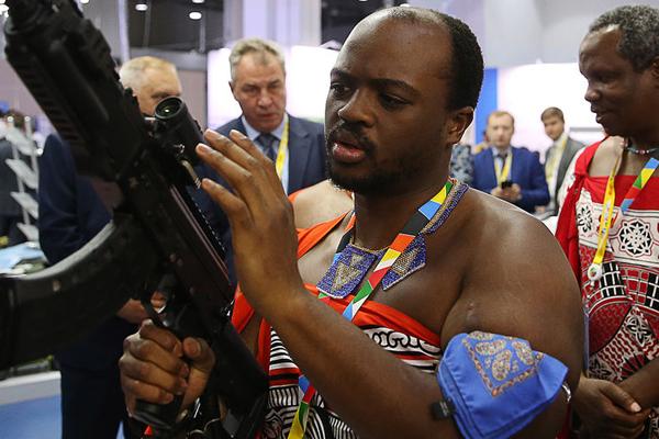 Как «Северная Нигерия» вооружает «Южную»