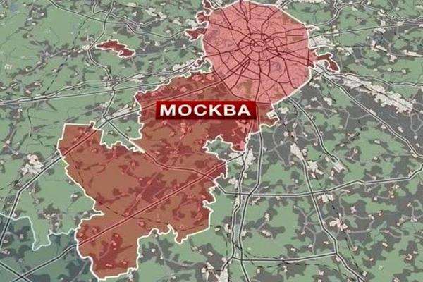 Москва продолжает «расширяться». И планирует поглотить Калугу