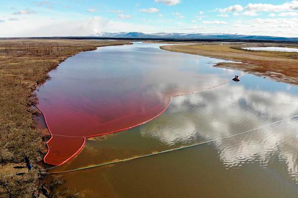 Как Москва заработала на Норильской экологической катастрофе?