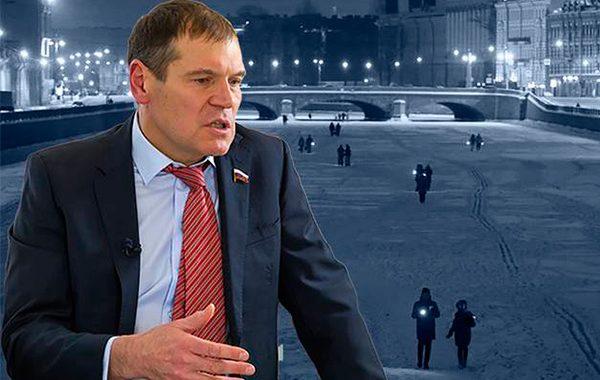 Диссидент из «Единой России»