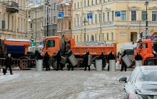 Блокада Петербурга