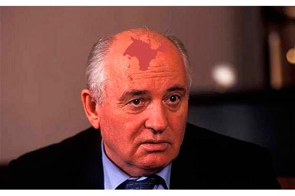 Как президент СССР  сорвал утопию Василия Аксёнова