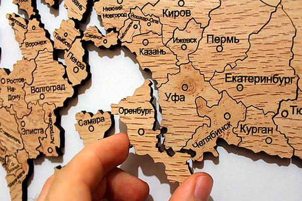 Надо понимать многообразие регионов