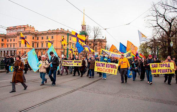 Чего хотят ингерманландские регионалисты?