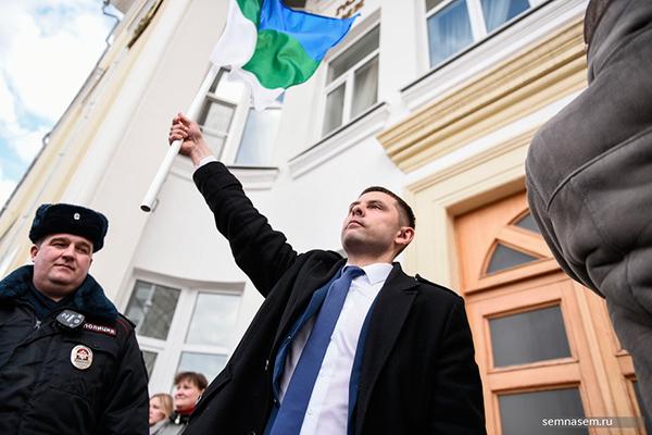 Первый регионалист в Госдуме