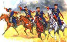 «Эх, казаки, эх казаки, завтра будем рубить царские полки!»