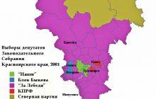 Региональные партии начала века