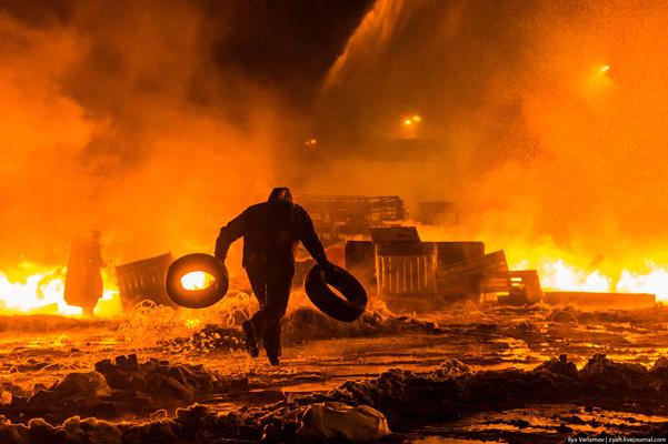 Бердский «Майдан»