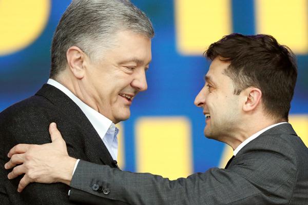 Украинские выборы: взгляд из Омска, Киева и Вильнюса