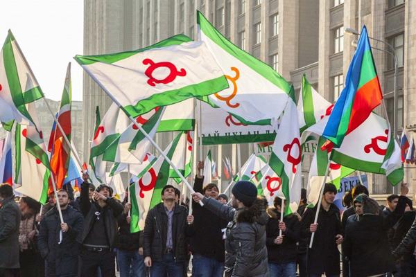 В отличие от москвичей, ингуши — народ, а не население