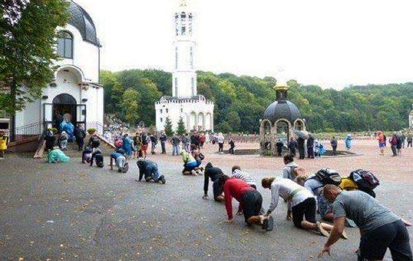 Ритуал подчинения. РПЦ МП как политический субъект и храм как символ господства