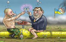 Северный поток коррупции