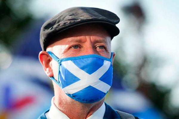 Вирусный эффект. Шотландцы за время пандемии сильнее захотели отделиться от Англии