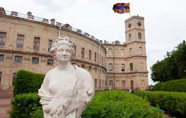 Гатчина – столица «Ленобласти» или Ингрии?